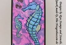 Scraplings - Skinny cards - Bookmarks
