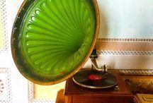 Gramophone and Radio