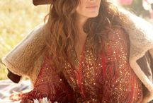 Bohemian Style / Everything we love about dressing to feel romantic, gypset, feminine & free. Visit our House of Bohemian available in store page to shop our collections of this type of style