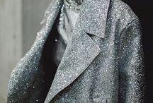 S E Q U I N S / It's all about sequins and sparkle