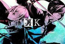 K / NO BLOOD NO BONE NO ASH