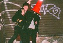 • ocs, Harry & Luke / Luke Sullivan, 18, ginger, human / Harry Fitz, 18, brunette, human