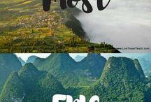 Travel : Asia
