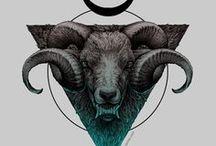 • d&d, oc; crevari / tiefling; sorcerer, wild magic; outlander; chaotic good