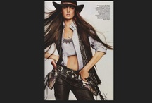 Fashion Inspiration - Western / Americana wear