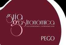 Guía gastronómica de Pego i les Valls / Editada en 2008 por la concejalía de turismo del Ayuntamiento de Pego, con la colaboración de varios restaurantes. Se puede descargar en: http://www.pegoilesvalls.es/guias/guiagastronomica.pdf