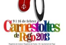 Carnaval de Pego 2013 / El Carnaval de Pego es famoso en toda la Comunitat Valenciana debido a la presencia multitudinaria, colorido y alegría que se vive en el municipio. www.pegoilesvalls.es