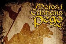 Moros y Cristianos de Pego / A finales de junio Pego celebra sus fiestas patronales junto a los Moros y Cristianos.