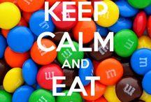 Keep calm! / KEEP CALM!