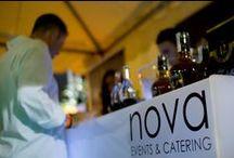 Concierto de la Merçe 2013 / Plaza España, Cocktail Vip Radio Flaixbac, Septiembre 2013. Catering Barcelona