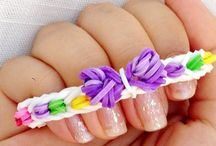 Loom bands / i have heaps of this stuff!