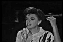 Judy Garland Videos / The videos here are also on my Judy Garland board. Also, see my other individual performers' boards. And, see my boards: Academy Awards, Film, The Wizard of Oz, The Wizard of Oz Videos, Music, Television, Theater, Radio, Dance, Speeches, Film & TV Kisses, Movie/TV/Music/Theater Cakes. Videos are also on my Videos board. GIFs are also on my GIFs board / by Nina L. Diamond