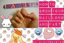 Nail Art /  Nail art tutorials from my Youtube channel.