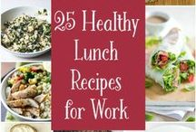 Healthy Lunches for Work