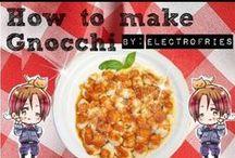 Food / Food & drinks tutorials