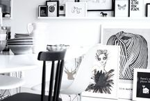Monochrome Interiors / B&W