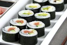 Sushi / One of my favourite foods!