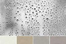 Textile colour palette