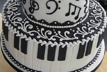 Cake & Decoration / Here you'll find much inspiration for different cake designs and tips&tricks for frosting!
