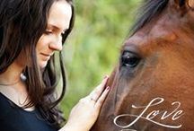 Love Stories / Think back to your first horse love... and share your story with us!