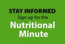 The Nutritional Minute / Kentucky Performance Product's Nutritional Minute keeps clients informed of the latest in equine nutrition and health. Sign up for it at http://eepurl.com/cMPw