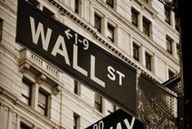 NYC's Financial District / NYC Love - Wall Street