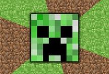 Minecraft / I'm obsessed with Minecraft