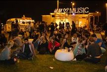 Evento Primavera Sound / Nova Catering & Events estuvo en la última edición del Primavera Sound colaborando con uno de los patrocinadores del festival, H&M.
