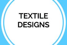 Textile Designs | Innovative designs / Textile, textiles, textile design, textile techniques, textile art, textile artists, textile design pattern, textile design portfolio, innovative textile, innovative products, innovative products.  Latest, unique, innovative and transcendental textile designs for fashion designers to take inspiration from.