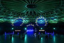 Evento Altran 2015 / Situados en uno de los espacios más polivalentes y emblemáticos de la ciudad, la Cúpula Arenas se convirtió en el lugar ideal para llevar a cabo la fiesta de Navidad de la empresa Altran, grupo global de tecnologia e innovación a nivel nacional e internacional.