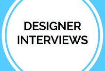Designer Interviews | Expert Fashion Tips / Fashion designer, fashion designers, emerging designers, fashion design sketches. What worked for fashion designers and how to build your own fashion brand by not repeating their mistakes. Learn from the experts! Our most sort-after topic.