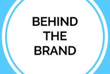 Behind the Brand | Success stories / Success quotes, successful women quotes, success quotes women, success stories, success student, successful business quotes, branding, brand identity, brand design, successful brands, how to make a successful brand, how to build a brand, what is a brand, branding examples, branding stories, successful fashion brands, successful brands, innovative brands, unique brands examples. Read about brand success stories, mistakes and learnings.