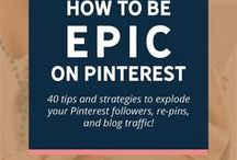 Pinterest Marketing / Social media marketing for Pinterest. Spark your audience's pinterest...
