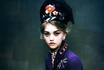 Wild Child full of grace / Fashion Photography