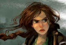 Kick-Ass Literary Heroines / Favorite fierce female protagonists from young adult literature. #ya #teenlit