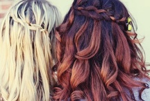 Hair! / by Chesca Smith