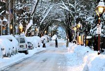 Winter - Holidays - Christmas