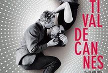 Mes plus belles affiches de Cannes / by The Thomas Jerome Newton Project