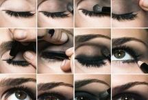 {make up & nails}