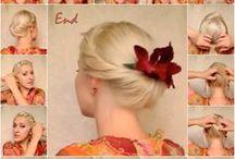 Hair & Makeup / by Christine Allin