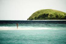Dear Ocean, I Love You / //s u r f   t h e   e a r t h// / by Tatum Landis