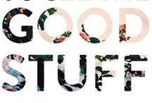 Favorites / A Few of my Favorite things...