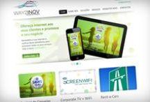 Webdesign / Páginas Web de diversos clientes