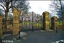 Gate Samples / You can find  largest collection of Samples Of wrought iron gate.