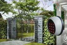 Keypads for Gate Opener / Keypads are an easy and affordable method of controlling access to your property.