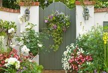 Gate and Gardening