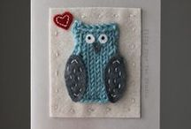 Owls - to Craft, Stitch & Knit / by Fifty Four Ten Studio