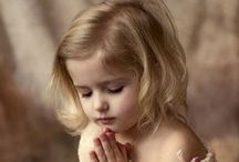 Pictures of Prayer / Men and Women In Prayer to God