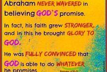 Bible Verses / Memorable Bible Verses from the Bible Study website - Free-Online-Bible-Study.com