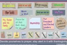Biblical Priciples / Biblical principles